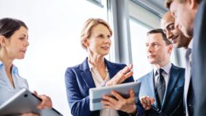 5 دلیل برای برتری زنان در رهبری