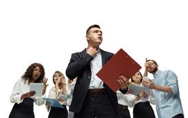 5 نکته ارتباطی با کارمندان در شرایط بحرانی